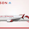 Air Crimson Boeing 737-800 (2018 re-brand Concept)