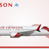 Air Crimson Boeing 737 MAX8
