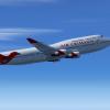 Air Crimson 747-400