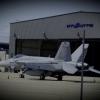 USAF F-18