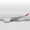 Northwest Airlines Airbus A350-900 (fictional)