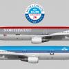 KLM/Northwest Douglas DC 10-30