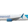 Old Dominion Airways Boeing 737 800 (Re Upload)
