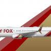 Sky Fox Boeing 737-800