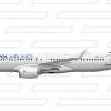 2019 - Vol Air Lines | Airbus A220-300