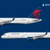 Delta Airlines Boeing 757-200's