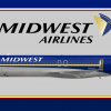 Midwest Express Airlines Boeing 717-200