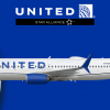 United Airlines (2019) Boeing 737-800