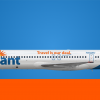 Allegiant McDonnell Douglas MD-88