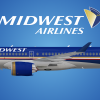 Midwest Express Airlines Airbus A220-300/ Bombardier CS300