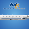 Midwest Express Airlines (Operated by Elite Airways) Bombardier CRJ-200