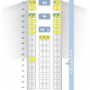 The Boeing 767-200ER configuration Version 1