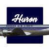 Huron Air Lines DC-4