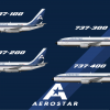 1983 | 737 Poster