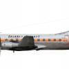Convair CV 440   Old