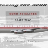Norravia Boeing 707 320B
