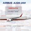 A320 Norravia EuroWhite