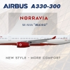 Norravia Airbus A330-300