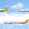 AeroLine Fleet