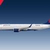 Delta airlines e190
