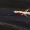 Air Canada Rouge 763 Taking off CYUL