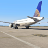 United a320 ORD-EWR