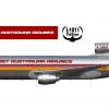 """East Australian Airlines Lockheed L-1011-500 """"1971-1984"""""""