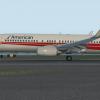 737 Landing at KBOS