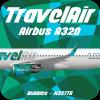 N327TA | Airbus A320 | Bubbles