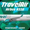 N328TA | Airbus A320 | Record Breaker