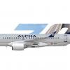 705. Alpha Airways, A220-100, N916AO