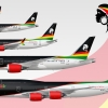 The Africair fleet 2012