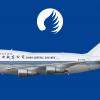1. Boeing 747SP | B-2442