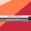 Boeing 717-200 Retro