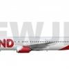 WIND Boeing 737 800