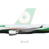 EVA Air Airbus A330-300