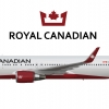 Royal Canadian Airlines | Boeing 767-300 | 2018
