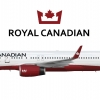 Royal Canadian Airlines | Boeing 757-200 | 2018