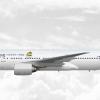 Boeing 777-200 | PJ-OLL | Speical #summer ready livery