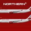 Northern A330 fleet poster