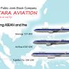 Tara Aviation Livery