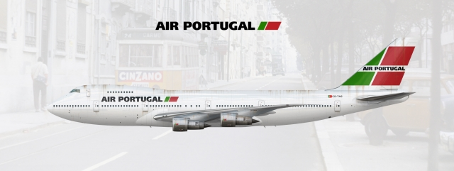 Air Portugal | 747-200 | 1983 - 1995 Livery - Air Portugal - Gallery