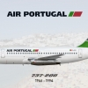 Air Portugal | 737-200 | 1983-1995 Livery