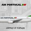 Air Portugal | 737-300 | 1983-1995 Livery