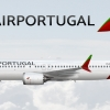 Air Portugal | 737 MAX-8 | 2011 -  Livery