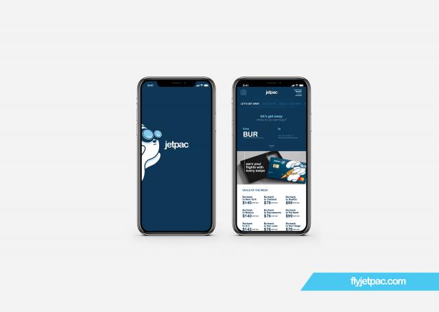 Jetpac App