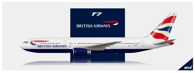 British Airways Boeing 767-336(ER)