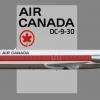 Air Canada Douglas DC-9-30