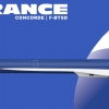 Air France Aérospatiale BAC Concorde
