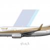 ANA Boeing 737-700